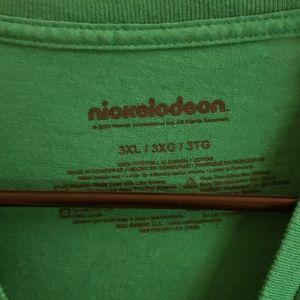 Nickelodeon Shirts - Teenage Mutant Ninja Turtles T-Shirt Raphael 3XL